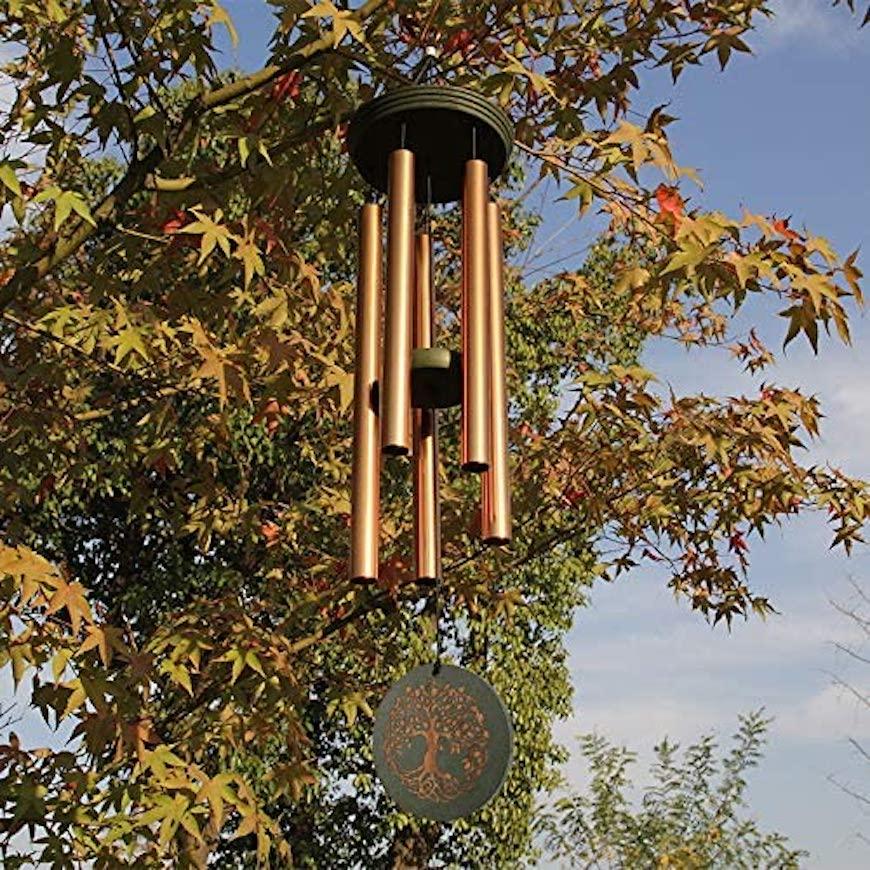 garden wind chime