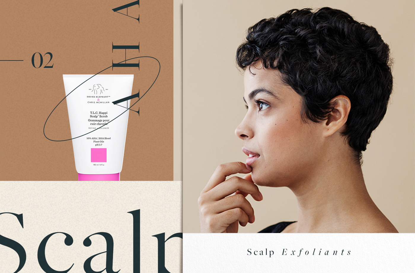 Thumbnail for 8 Scalp Exfoliants That Melt Away Build-Up and Dead Skin That Shampoo Misses