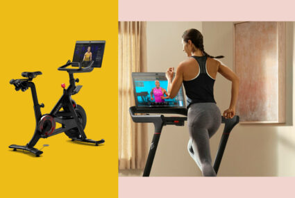 Everything You Need To Know About the New Peloton Bike+ and Peloton Tread