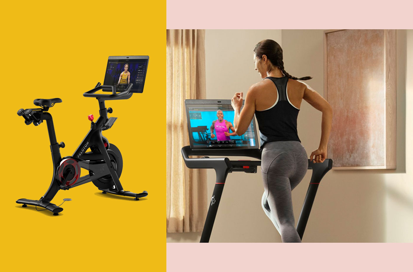 Thumbnail for Everything You Need To Know About the New Peloton Bike+ and Peloton Tread
