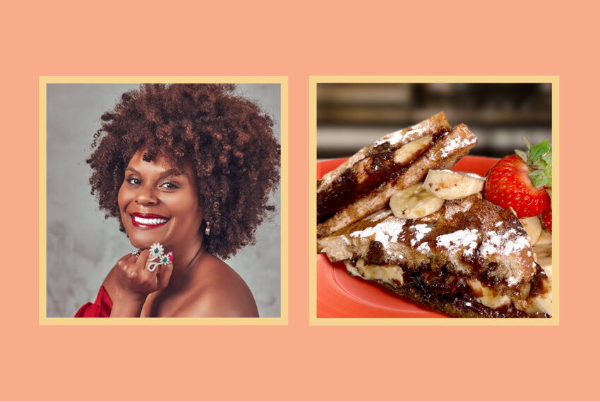 Tabitha Brown's Chocolate Banana Cinnamon Toast Is What I Want To Eat for Breakfast Every Day