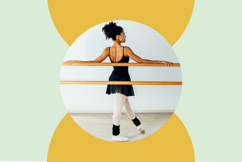 'I'm a Ballet Teacher, and This Is How To Correct 3 Common Posture Mistakes'