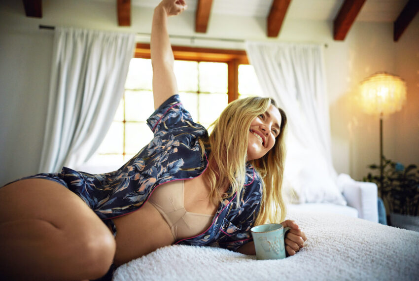 Kate Hudson's Favorite Breakfast Starts Her Day Off With Tons of Protein and Antioxidants