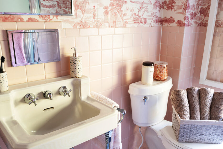 Yes, It's Possible To Make Your Bathroom Feel Like a Spa Even If You're on a Budget—Here's How