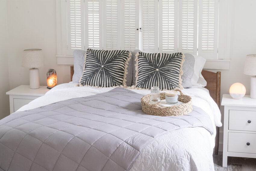 9 Simple Ways to Transform a Hectic Bedroom Into a Calming Sleep Oasis