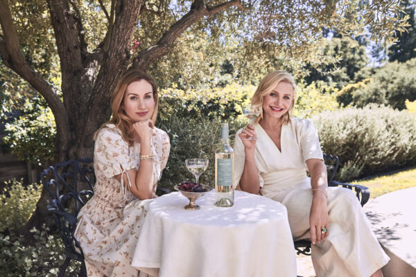 "Cameron Diaz Opens Up About Her New Wine Brand (Alongside Partner Katherine Power), Which She Wants To Be ""Safer for the Planet"""