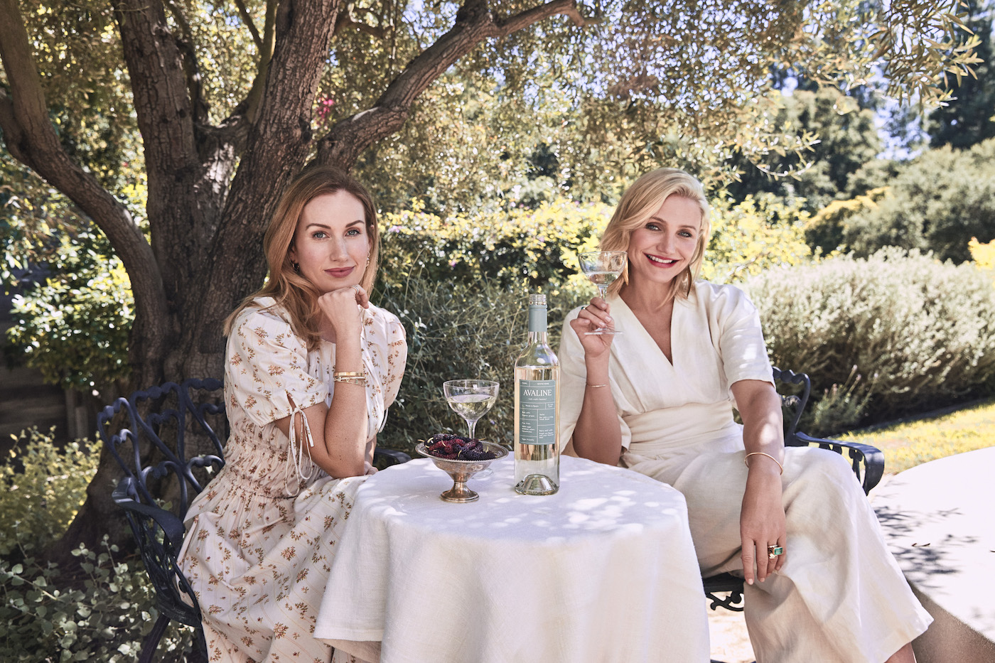 "Thumbnail for Cameron Diaz Opens Up About Her New Wine Brand (Alongside Partner Katherine Power), Which She Wants To Be ""Safer for the Planet"""