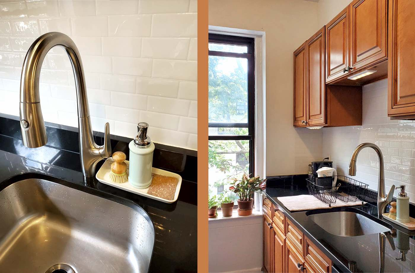 Renter Friendly Kitchen Upgrades Easy Enough To Diy Well Good