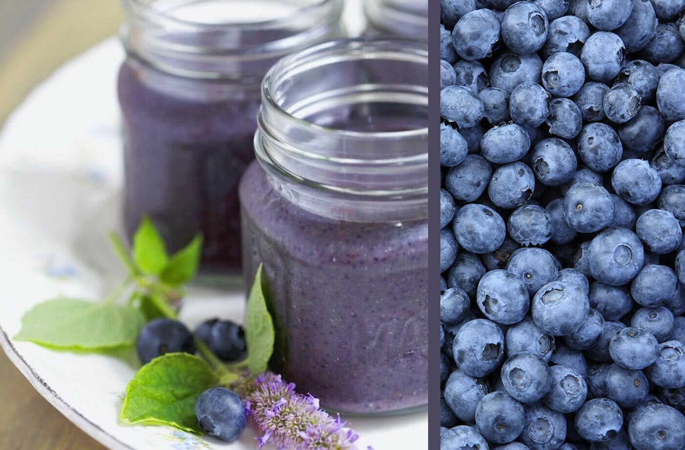 This Gut-Healthy Berry Smoothie Is the Perfect Way To Start Your Day