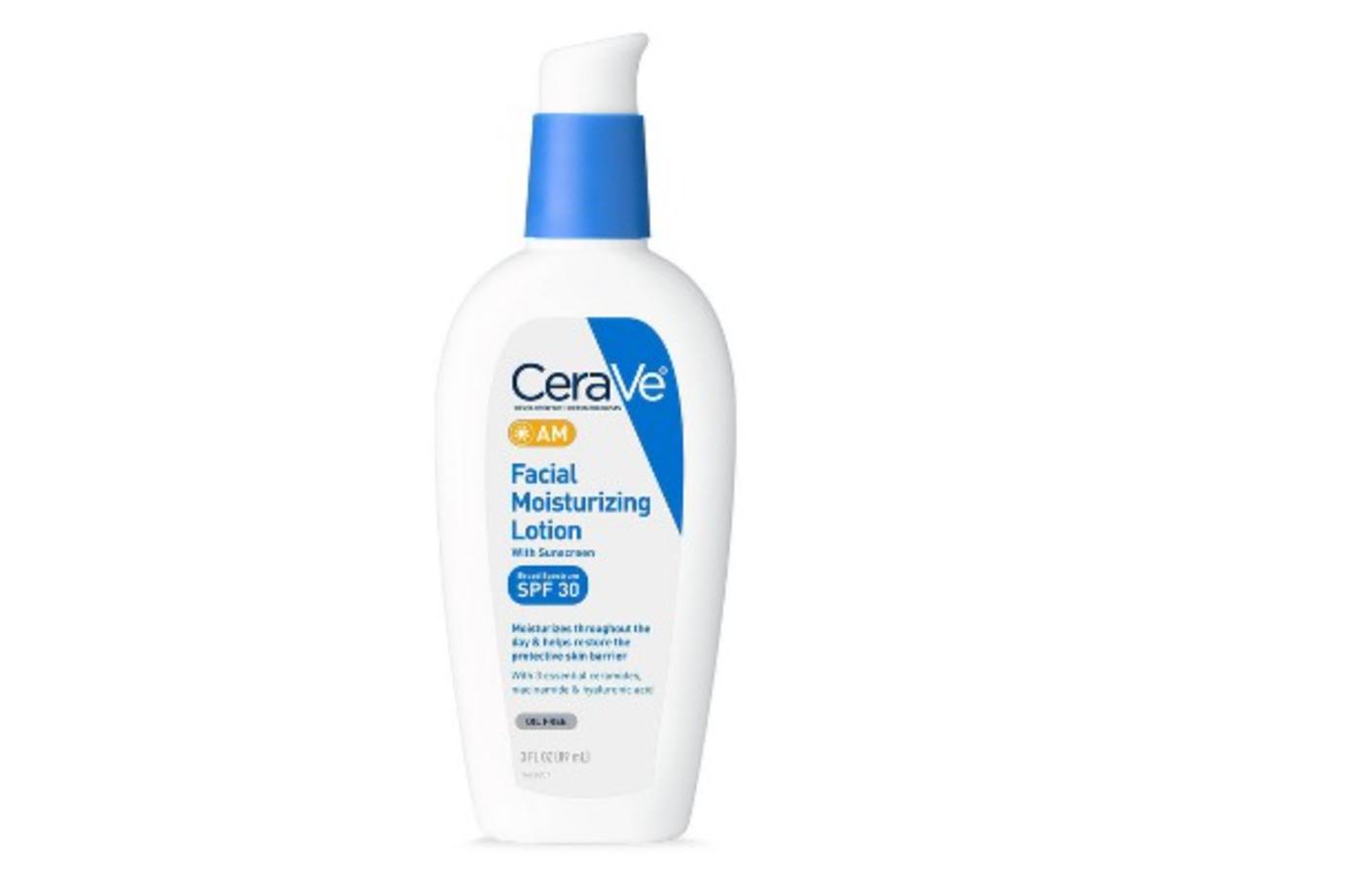 cerave skin-care routine