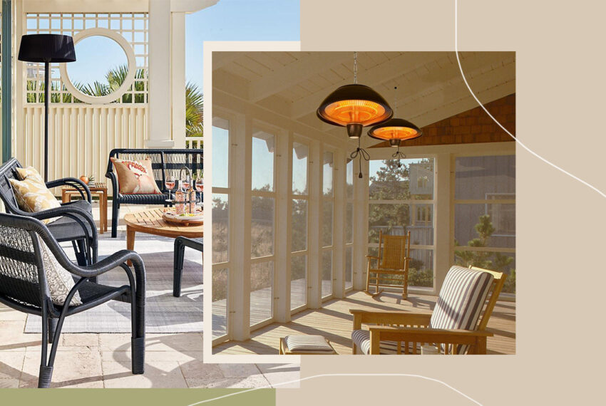 7 Best Patio Heaters To Keep You Warm and Cozy All Season Long