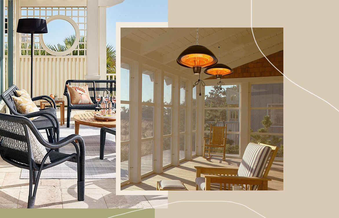 Thumbnail for 5 Best Patio Heaters To Keep You Warm and Cozy All Season Long