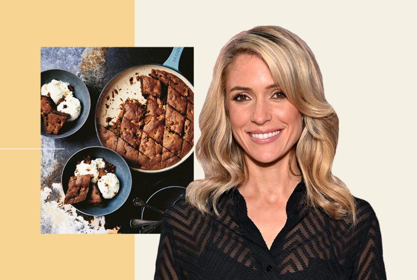 The Low-Sugar Skillet Cookie Kristin Cavallari Makes When She Needs Comfort Food ASAP