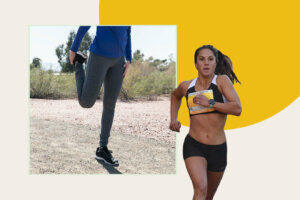 'I'm a Long-Distance Runner, and This Is How I Prevent Post-Run Stiffness'
