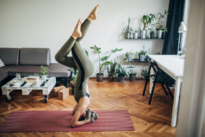 These Advanced Yoga Poses May Look Intimidating, But You've Got This