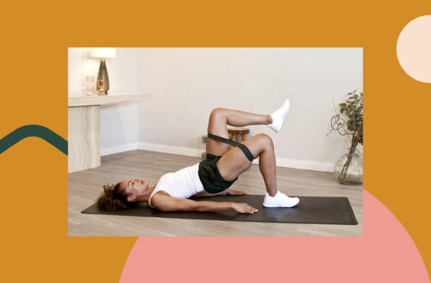 No Fancy Gym Equipment Needed for This Back and Core Workout
