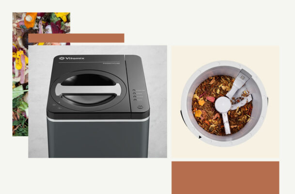 The Vitamix FoodCycler Turns Scraps Into Fertilizer Overnight—And I Love It