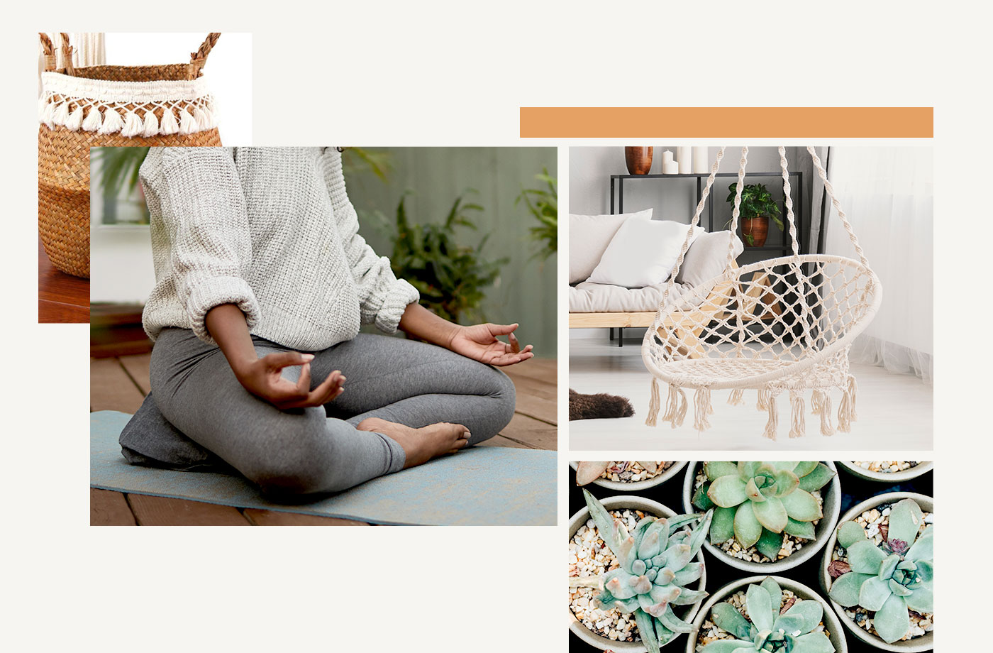 Thumbnail for Everything You Need To Create a Beautiful Outdoor Meditation Space—Even if You Don't Have Much Room