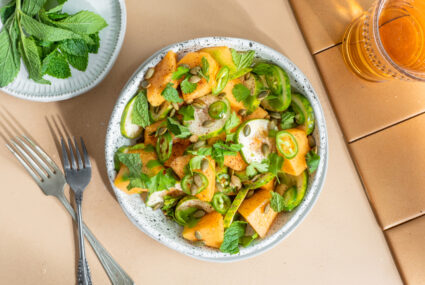 Missing Your Daily Salad Runs? Mix Things Up at Home With These 8 Salad Recipes