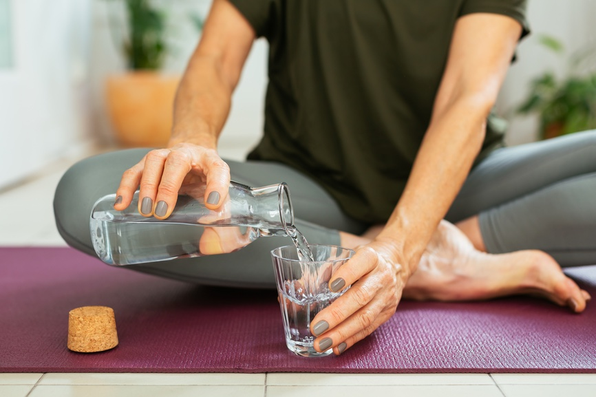 Why Drinking Enough Water Is the Key to Healthy Aging