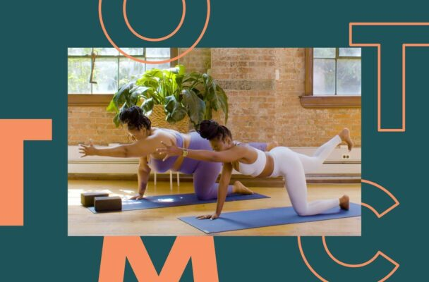 This Twisting Yoga Flow Wrings Out Your Bod and Gets You Unstuck Like None Other