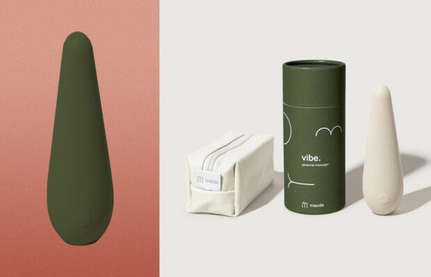 You Can Now Order the Art-Inspired, Accessible Vibrator That's Been Selling Out all of Quarantine