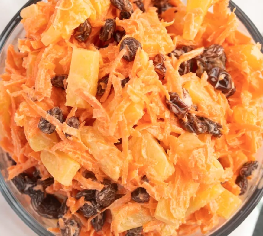 benefits of raisins in salad