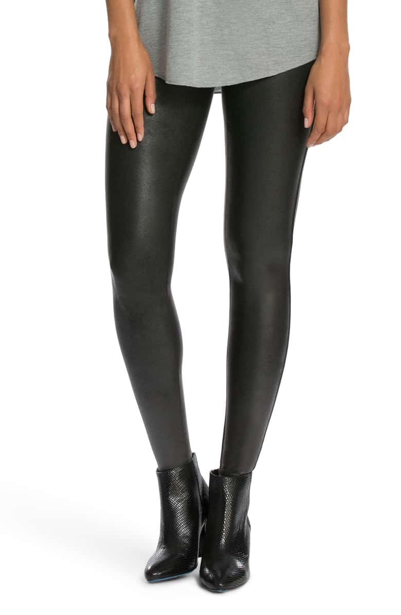 Spanx Black Leggings