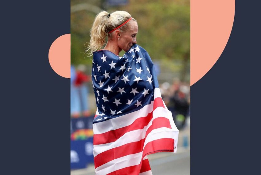 Why Coach Shalane Flanagan Wants You To Measure Your Runs in More Than Miles