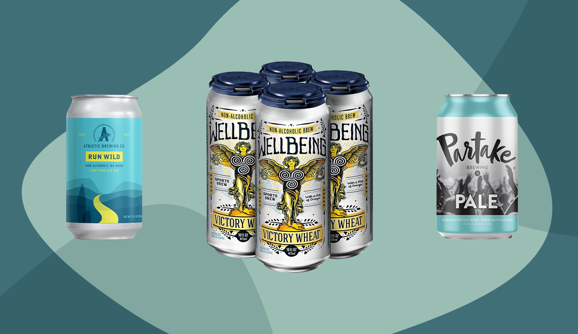 Thumbnail for Non-Alcoholic Beer Is Actually Cool Now (No, That's Not a Typo)