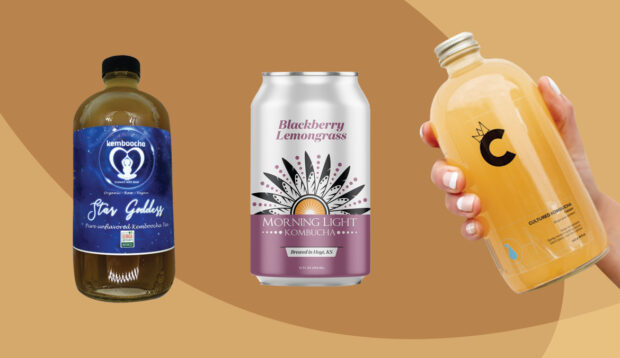 These BIPOC-Owned Kombucha Brands Are Fighting for More Diversity in the Drinks Space