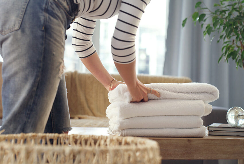 'Laundry Stripping' Is the Oddly Satisfying Way To Get It Cleaner Than Ever Before
