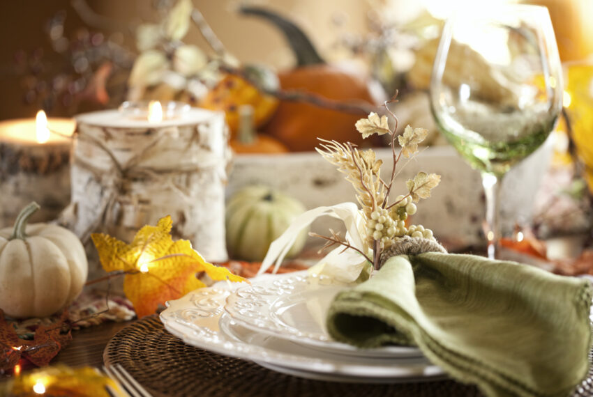 So, You're Hosting Your First Thanksgiving? Here's the No-Stress Guide To Topping the Table