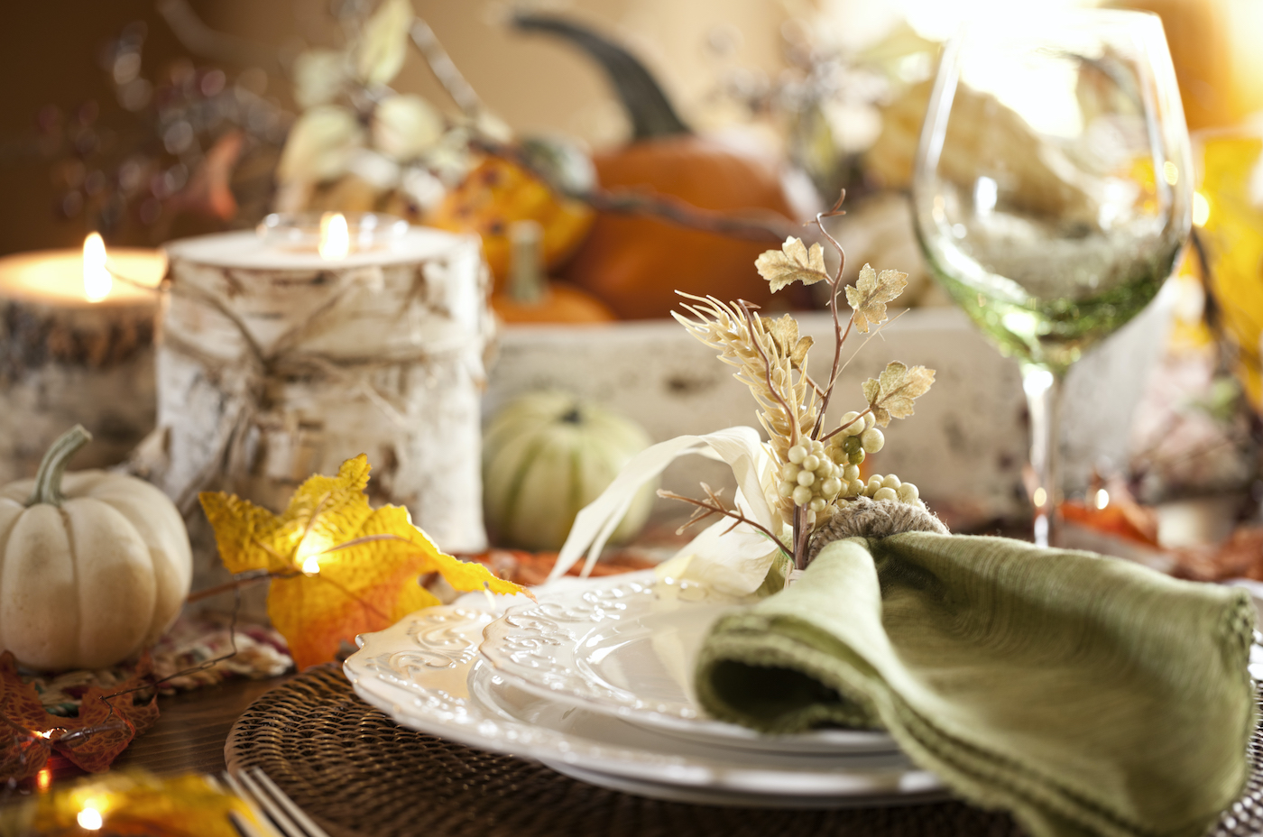 Thumbnail for So, You're Hosting Your First Thanksgiving? Here's the No-Stress Guide To Topping the Table