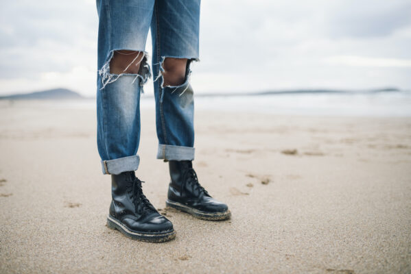 A Podiatrist Says You Should Never Break In Your Boots By Wearing Them—Here's What To Do Instead