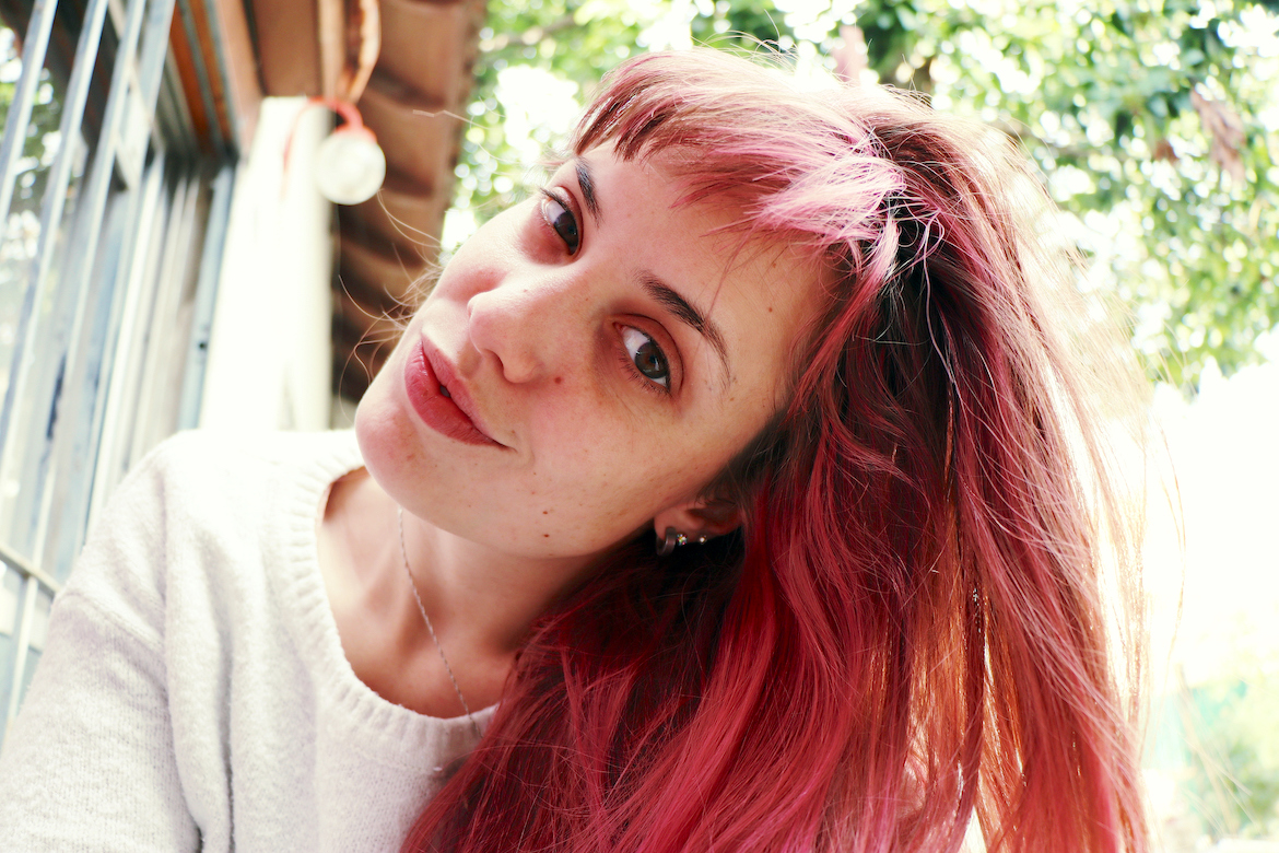 Thumbnail for This $10 Semi-Permanent Hair Dye Is the Easiest Way to Test Drive a Rainbow Hue