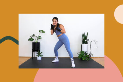 Put 'Em Up and Knock It Out With This Beginner Boxing Workout