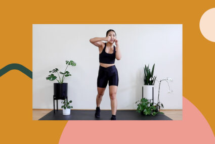 You'll Actually Get Excited for Cardio Thanks to This Fun Boxing-Inspired Workout
