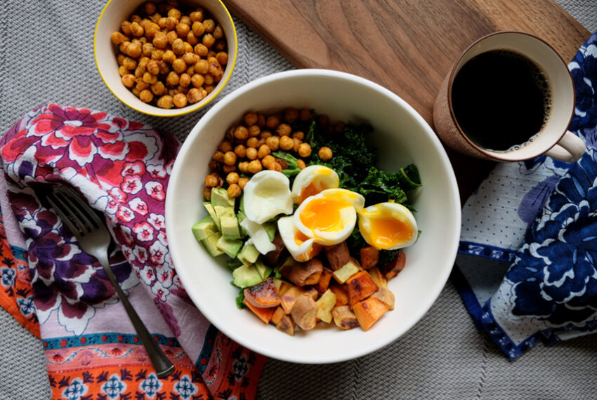 The 'Foundational Five' Foods You Should Always Mix and Match for a Quick Healthy Breakfast