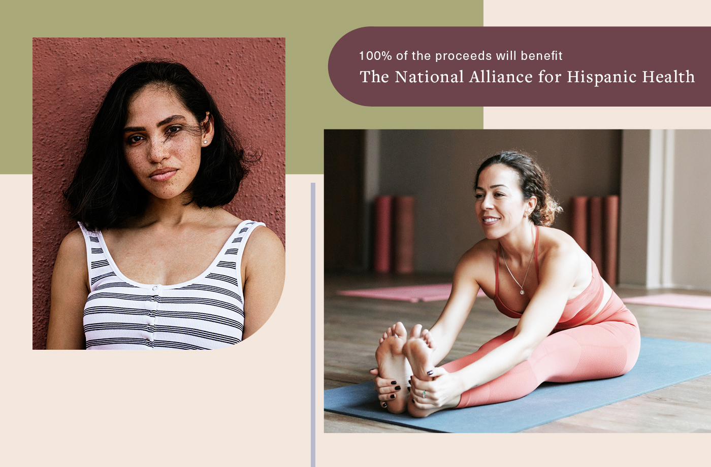 Thumbnail for Well+Good TALKS: Wellness and the Latinx Community: What Work Still Needs To Be Done