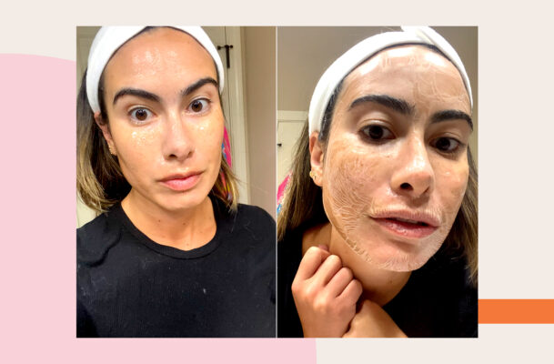 I Tried the Hanacure Facial, and the Results Were Even Better Than the Selfies