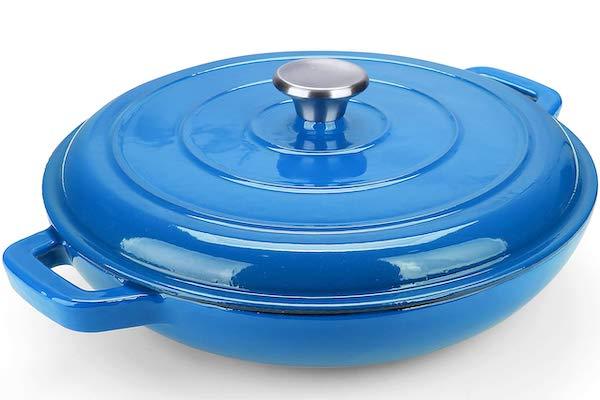 amazon casserole skillet