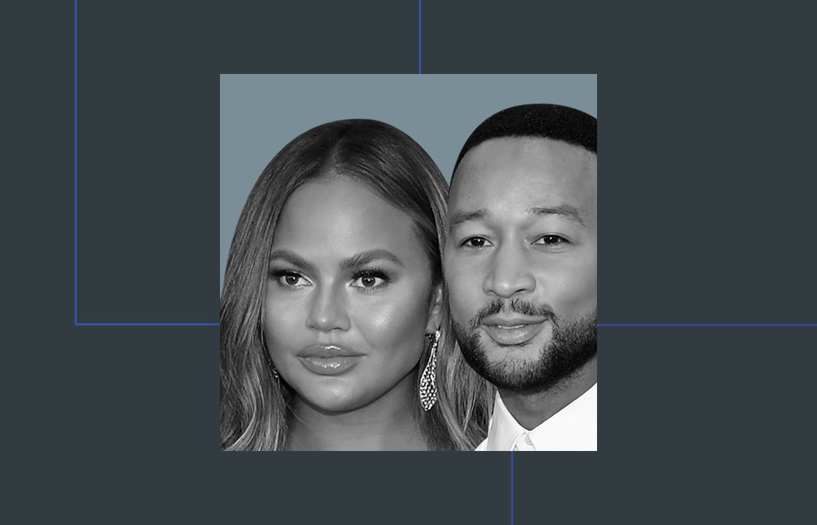 Thumbnail for Chrissy Teigen and John Legend's Openness After the Loss of a Child Gives Space for Others To Grieve