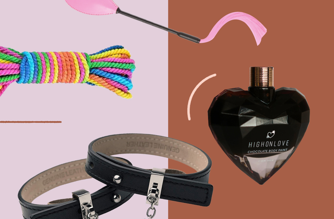 Thumbnail for 7 Non-Intimidating Kink Accessories for the Beginner to BDSM