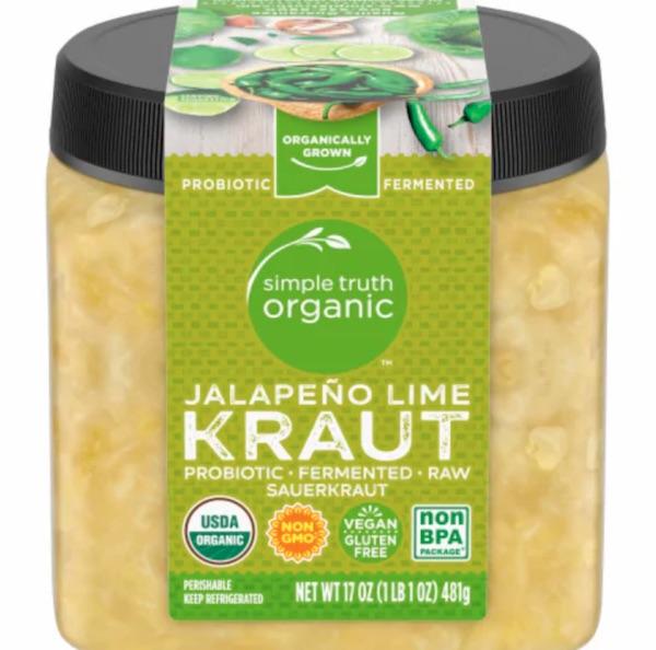 plant-based foods at kroger