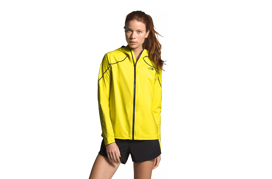 Northface Women's Flight Futurelight Jacket, beginner hiking tips