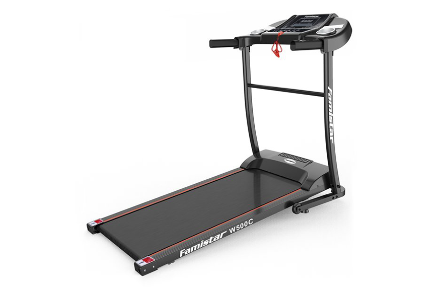 Famistar 1.5HP Portable Electric Folding Treadmill, walmart fitness