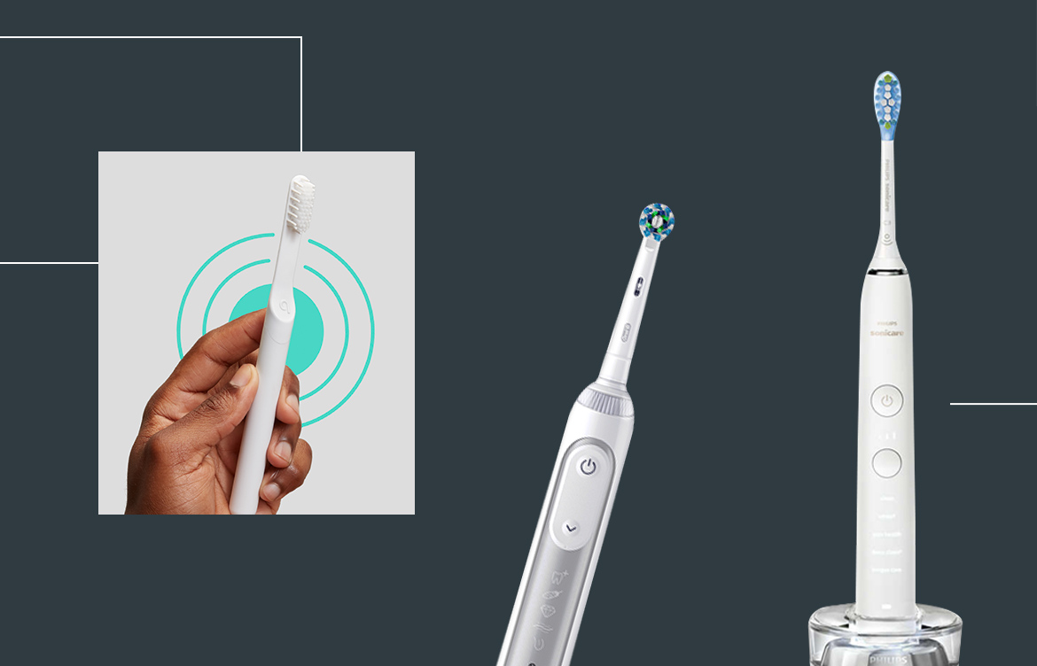 Thumbnail for I Tried the Smartest Smart Toothbrushes, and This Is What's Worth It