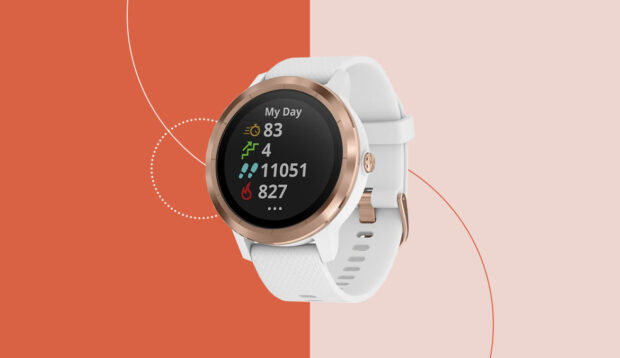 The Garmin Vivoactive 3 Is a Whopping $130 Off Today—And It Doesn't Take Shortcuts When Tracking Your Health