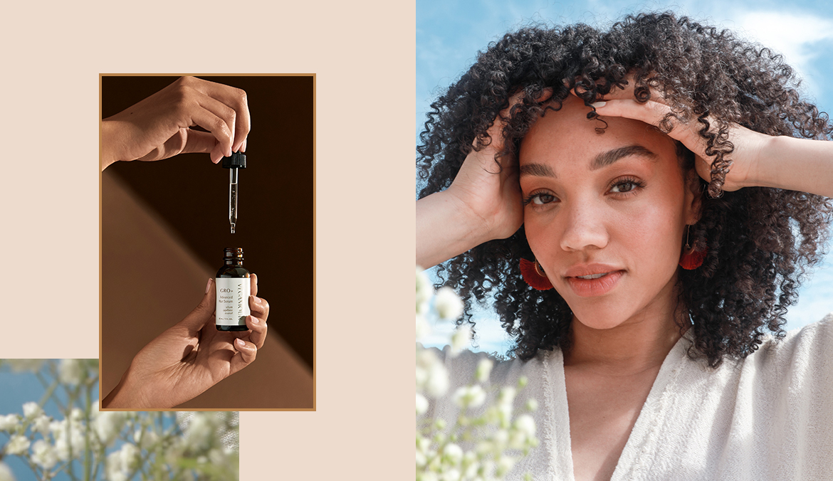 A Bottle of This Hair-Growth Solution Sells Every 36 Seconds—Here's Why